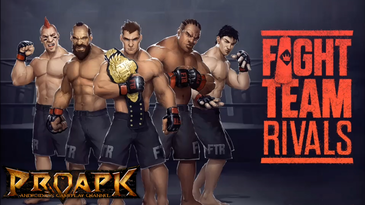 Fight Team Rivals