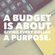 Have A Plan, Or A Budget.