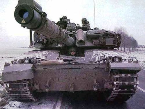 Tank Challenger 1