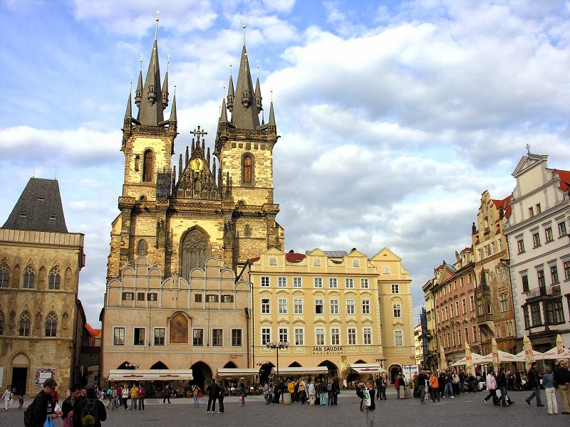 Prague, Czech Republic - Top 20 Spots to See in Europe