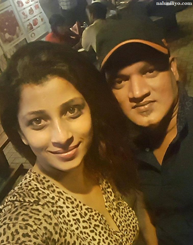 Nadeesha Hemamali lover