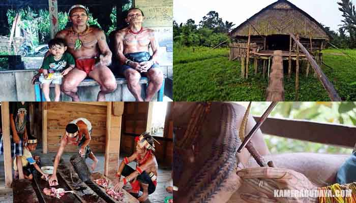 Inilah 5 Fakta Unik Suku Mentawai di Sumatera Barat