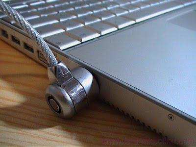Security Lock Untuk Laptop
