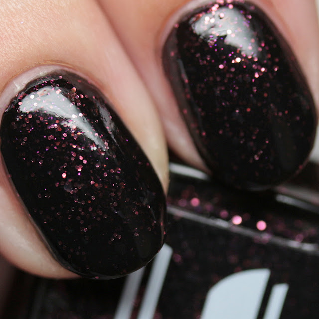 Literary Lacquers The Man in Black with top coat