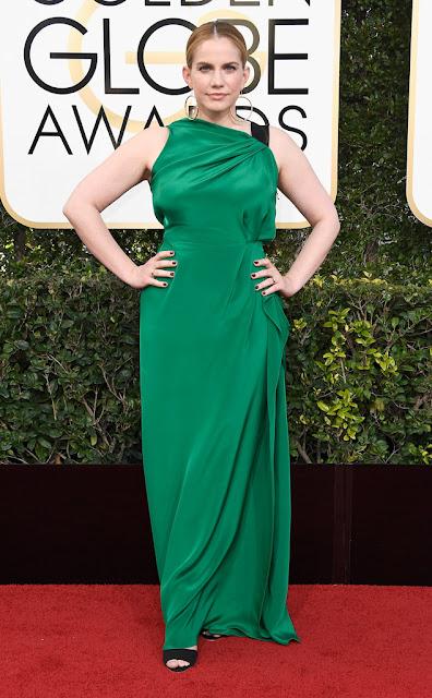Golden Globes 2017, Anna Chlumsky