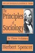Buku Principles of Sociology