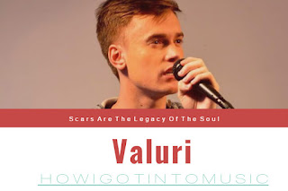 New Song called 'Valuri' de George Hentu