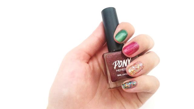 pretty nail swatch