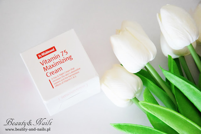 WISHTREND - koreański krem witaminowy/Vitamin 75 Maximizing Cream.