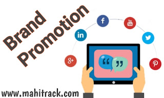 Social media, brand promotion, social sites