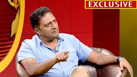 Exclusive Interview With Actor Prakash Raj