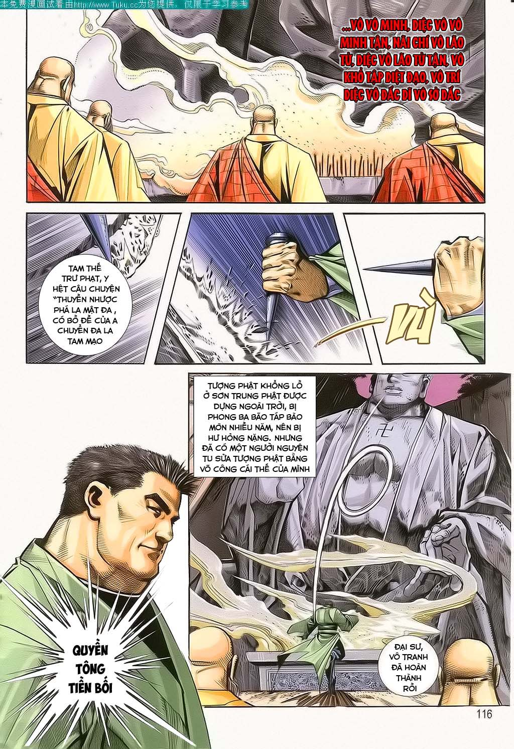 Bá Đao Chap 124 - Truyen.Chap.VN