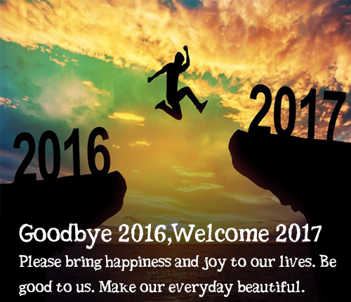 Jejak Musafir: Good Bye 2016! Welcome 2017