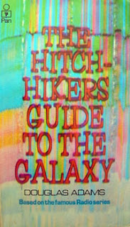 Level 42 band name origins - Hitchhikers Guide to the Galaxy