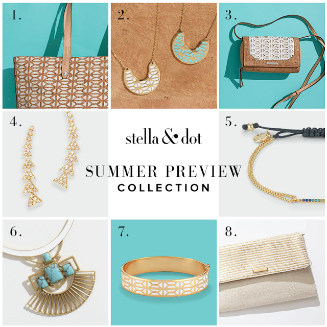 Stella & Dot Summer Preview - New Arrivals