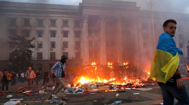 Los asesinados en la masacre de Odesa fueron 397, diez veces más de los que reconoce Kiev