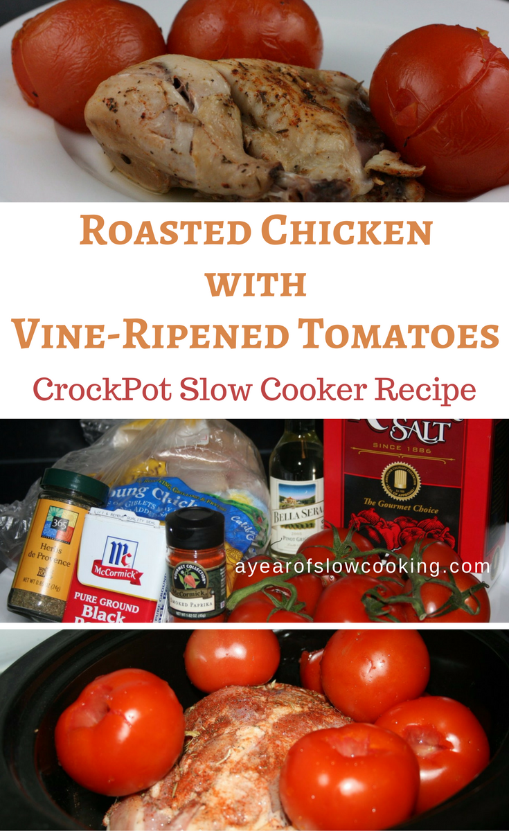 Roasting A Chicken In Your Crockpot Slow Cooker Is An Awesome Way To Get  Super Moist