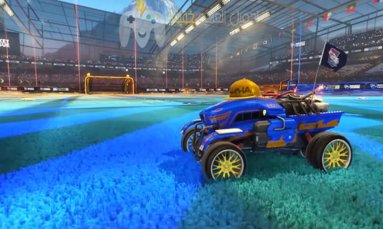 تحميل لعبة Rocket League مضغوطة
