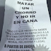 """""""CÓMO MATAR A UN CHORRO Y NO IR EN CANA"""": UN POLÉMICO LIBRO QUE YA ESTÁ A LA VENTA"""