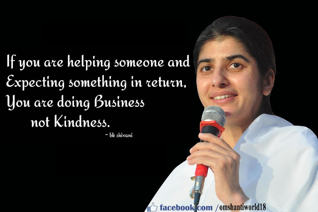bk shivani kindness quotes