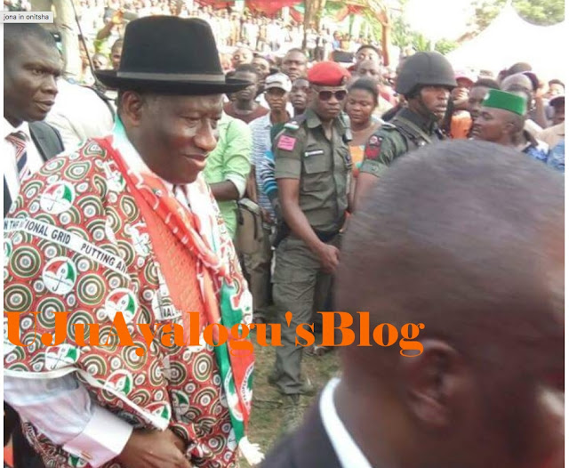 Igbo supported me more than people of Niger Delta while I was president – Jonathan