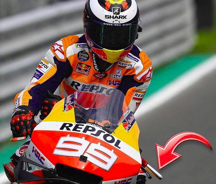 MotoGP : Balada Lorenzo di race Argentina 2019, mulai dari kedodoran sampai salah pencet !