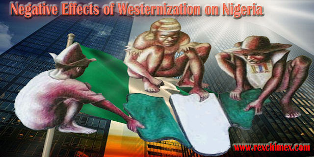 Essay on impact of westernisation