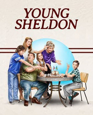 Young Sheldon - 2ª Temporada Completa Séries Torrent Download capa