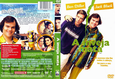 Filme A Inveja Mata (Envy) DVD Capa