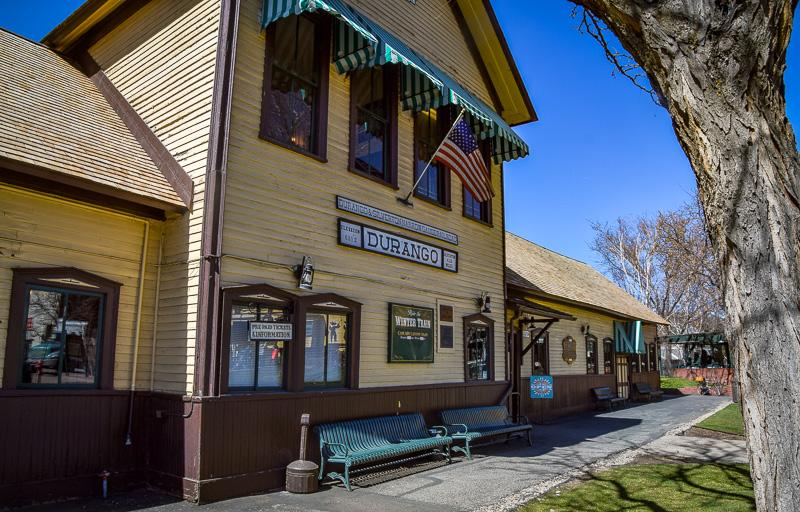 Estacion de Durango, Colorado