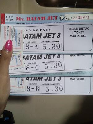 Tiket Batam Jet