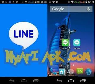 Download Line Clone v 7.4.0 Apk for Android (LINE2) (RRLINE)