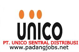 Lowongan Kerja Padang: PT. Unico Sentral Distribusi April 2018