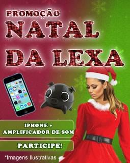 Promoção Natal da Lexa