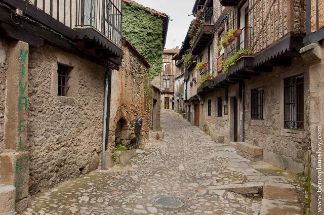 La Alberca pueblo con encanto España