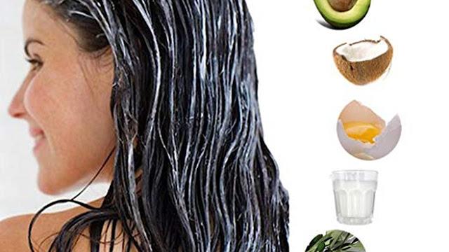 Remedios caseros muy sencillos, pero efectivos para controlar la caída del cabello