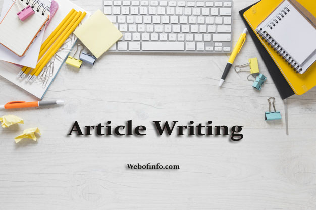 article writing earning method