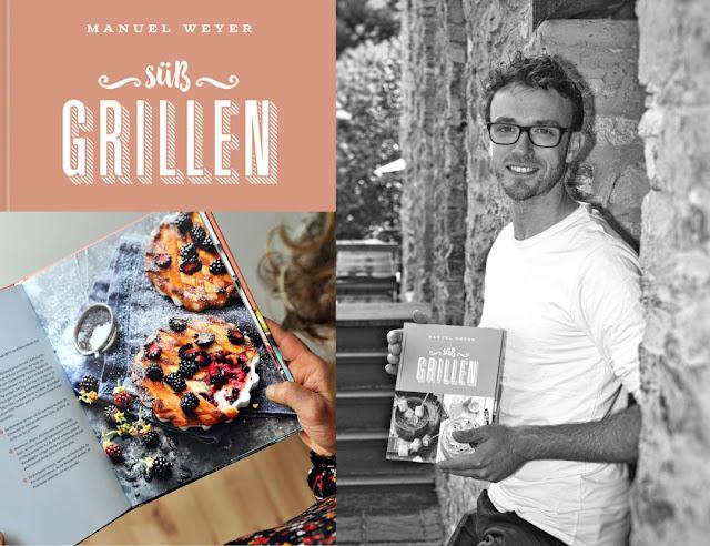 Grillbuchautor und Koch Manuel Weyer