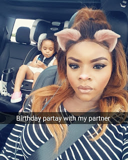Laura Ikeji-Kanu looks too beautiful in these Snapchat photos