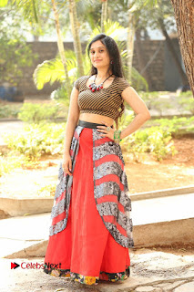 Telugu Actress Priyanka Pallavi Stills at Nenostha Release Press Meet  0232.JPG