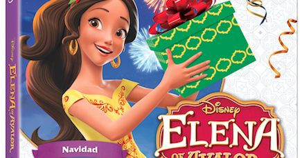 Elena of Avalor: Celebrations to Remember DVD Review & Giveaway (2 Winners)