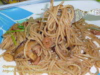 Charlie Chan Chicken Pasta? Pinoy Style