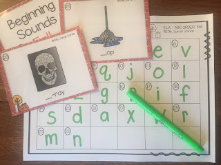 https://www.teacherspayteachers.com/Product/Fall-Beginning-Sounds-Center-Task-Cards-SCOOT-2816549