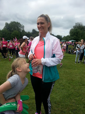 Cancer Research UK Race For Life 2015