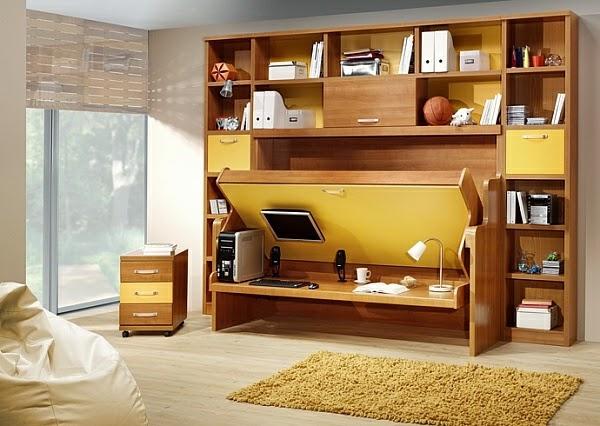 dormitorio juvenil funcional