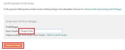 Google+ Dihapus, Cara Mengganti Profil Pengguna dari Google+ menjadi Blogger