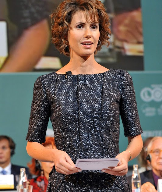 I Was Here.: Asma al-Assad