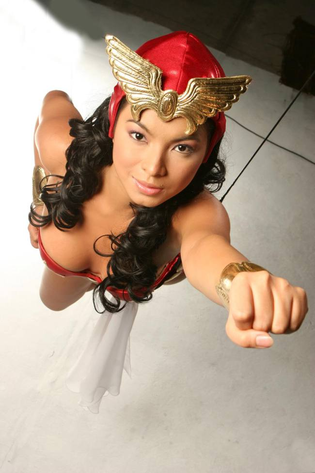 angel locsin bra and panty darna outfit 04