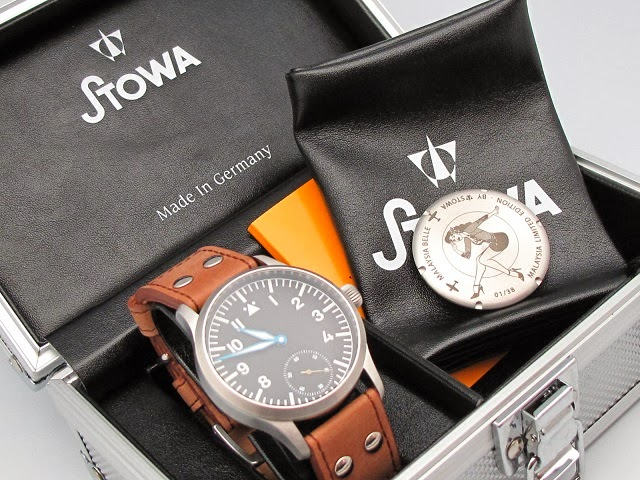 Malaysian Belle by STOWA - Limited Edition of 33 pieces for Malaysia