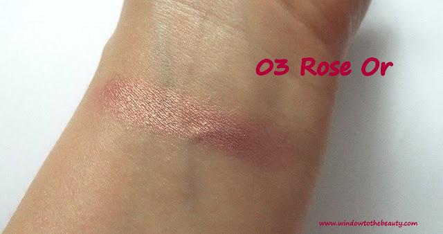 03 Rose Or